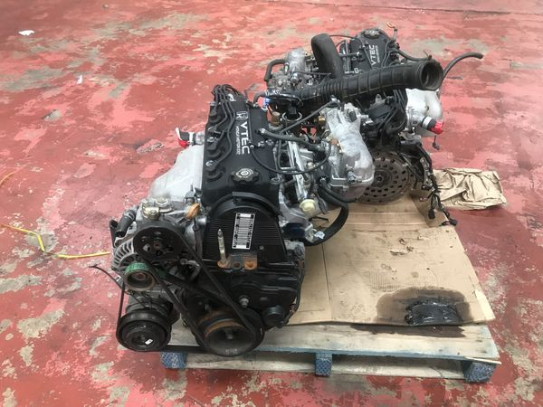 Honda Accord F23A Engine VTEC 98-02