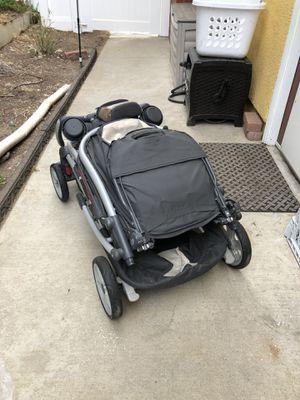 Graco double baby stroller for Sale in Fullerton, CA