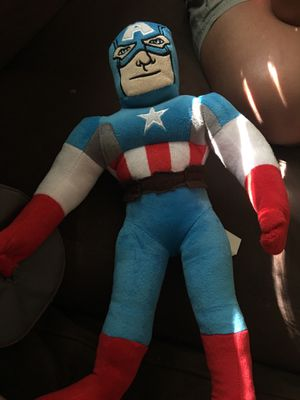 Captain America plush for Sale in Poinciana, FL
