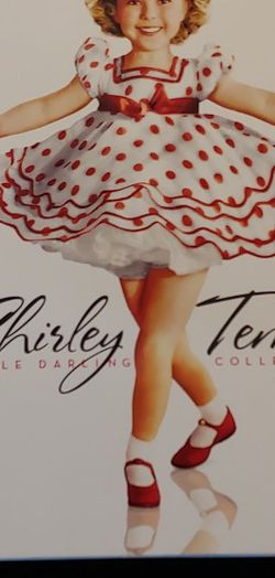 Shirley Temple Little Darling Collection (18 DVD Boxed Set) for Sale in Peoria,  AZ