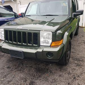 2006 Jeep Commander for Sale in Bristol, CT
