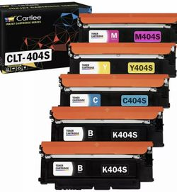Samsung Express Compatible Toner Cartridges Replacement 5 Pack for Sale in Odessa,  FL