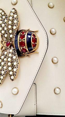 Gucci 2018 Broadway Pearl Bee Bag for Sale in Walpole,  MA