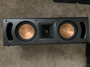 Klipsch center channels speaker for Sale in Everett, WA
