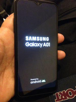 Telefono samsung galaxy a01 metro pcs nuevo condiciones se vende $125 for Sale in Miami, FL