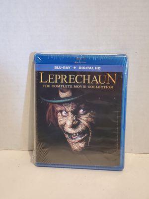 Leprechaun the complete movie collection for Sale in Rialto, CA