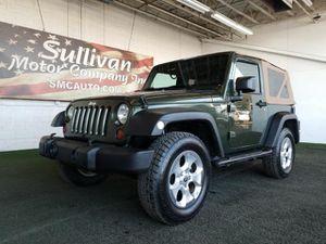 2009 Jeep Wrangler for Sale in Mesa, AZ