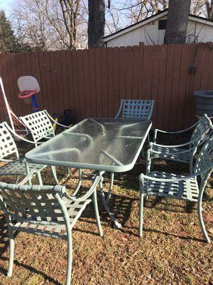 Mesa y 6 Sillas for Sale in Manassas, VA