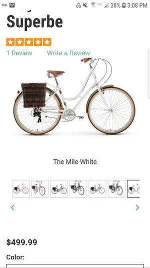 2018 Raleigh superbe city cruiser for Sale in Concord, CA