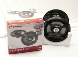 PIONEER 6.5 door speakers 200w for Sale in Corona, CA