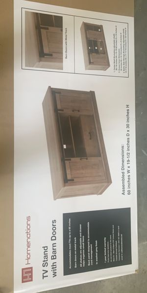 Tv stand for Sale in Milford, DE