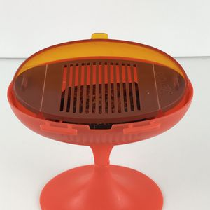 Barbie Barbecue Grill Orange 1980s? Outdoor Camping Picnic Cooking for Sale in Huntington Beach, CA