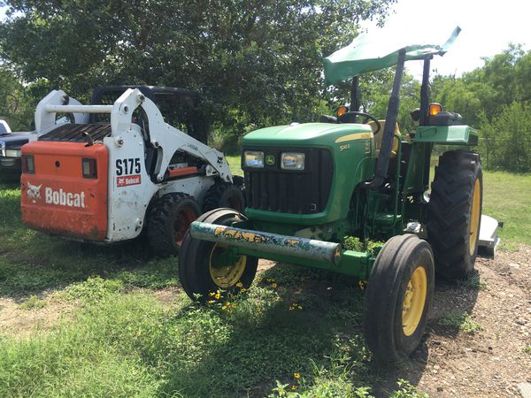 Gravel and cutting acres