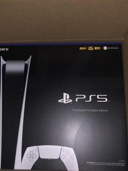 Brand New PlayStation 5 Standard & Digital Edition Console for Sale in Brooklyn,  NY