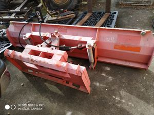 TMG INDUSTRIAL SKID STEER DOZER BLADE for Sale in Princeton, FL