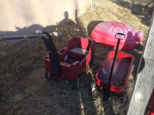 Kids miscellaneous outdoor toys free for Sale in Colorado Springs, CO