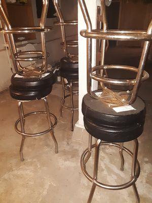 Black bar stools for Sale in Oshkosh, WI