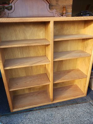 Solid Wood Bookshelves for Sale in Lacey, WA