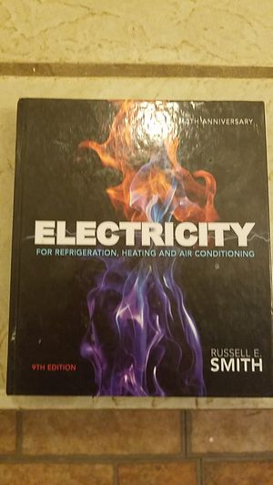 Electricity 9th Edition by Russell E. Smith for Sale in Santa Ana, CA