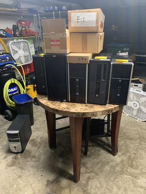 HP business desktop computers for Sale in Deltona, FL