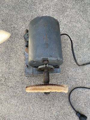 General Electric 1/3 hp AC Motor w/ Power Switch for Sale in Santa Ana, CA