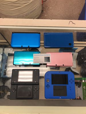 Nintendo Ds lite - 3ds xl systems for Sale in Pittsburgh, PA