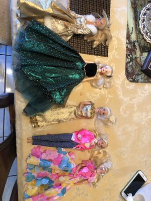 Antique Barbie dolls for Sale in Santa Ana, CA