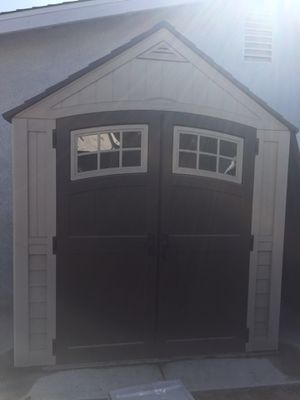 Suncast Storage shed for Sale in Huntington Beach, CA