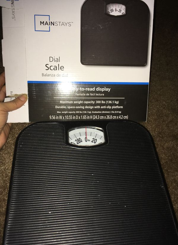 Bathroom scale great condition never used!