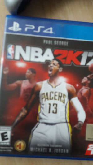 Ps4 games madden17 nba2k17 and Dragon ball xenoverse 2 for Sale in Columbus, OH