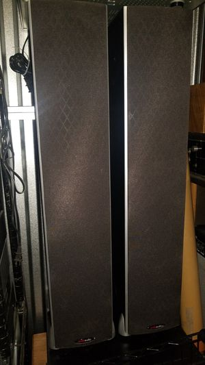 Polk audio speakers for Sale in Littleton, CO