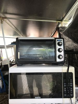 Microwave & Toaster Oven for Sale in Waimanalo, HI
