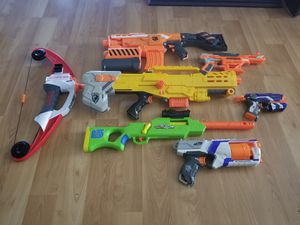 NERF guns for Sale in Stockton, CA