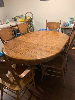 Farm house table for Sale in Kennewick, WA