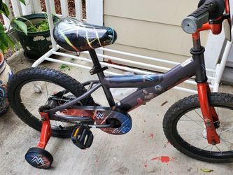 Kids WWE Bicycle for Sale in Mount Hamilton,  CA