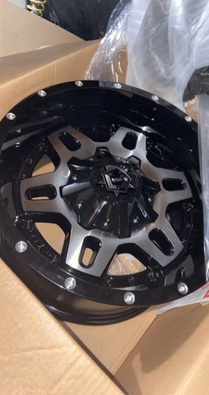Rims 18s brand new for Sale in Wasco, CA