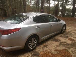 Kia 2013 as is where is , no title needs a tow parts ONLY . 1000 $ or best offer for Sale in Portland, ME