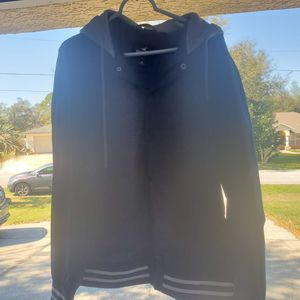 Hollister jacket with hoodie for Sale in Deltona, FL