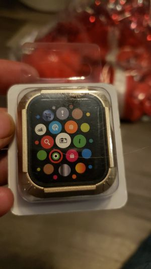 Apple watch 4 case for Sale in North Las Vegas, NV