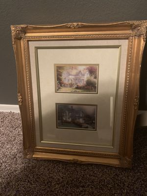 Framed Kincaid like pictures for Sale in Mesa, AZ