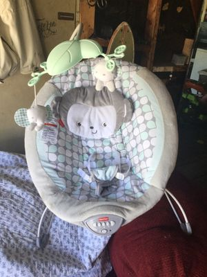 Fisher Price baby bouncer for Sale in Corona, CA