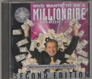 Who Wants to be a Millionaire by Buena Vista for WIN 95 / 98 & Macintosh 2000 for Sale in Stockton, CA