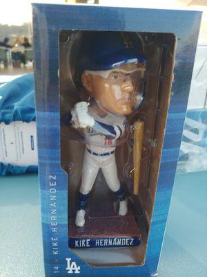 Dodgers Kike Hernandez bobblehead for Sale in Mesa, AZ