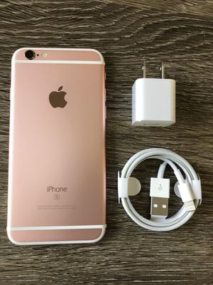 Like New! Unlocked iPhone 6s ~ 32gig ~ AT&T, T-Mobile, MetroPCS for Sale in Costa Mesa, CA