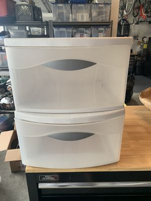 Stackable Sterilite storage containers for Sale in Vancouver, WA