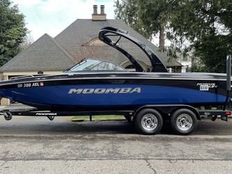 2011 Moomba Mobius LSV for Sale in Oregon City,  OR