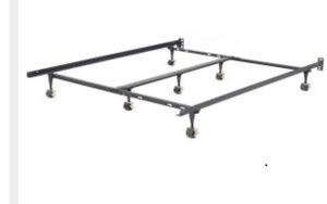 Queen Metal Bed Frame - FREE for Sale in San Francisco, CA