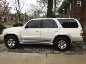 2001 4Runner Limited. 4x4. No Rust!! Under 187k. for Sale in Arlington, VA