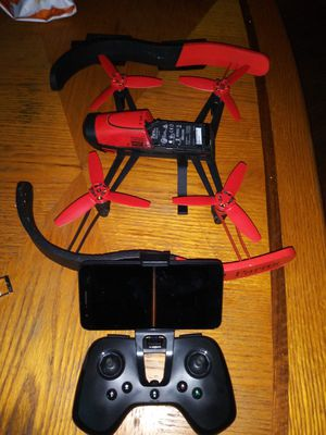 Parrot Bebop Drone + flypad with LG premier pro Smartphone. for Sale in Nashville, TN