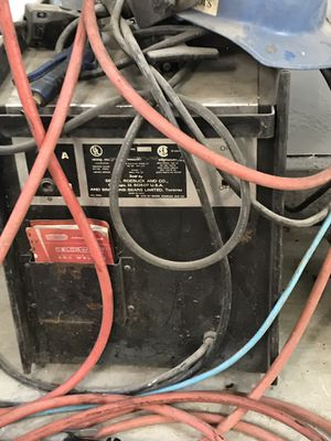 Older Sears craftsman arc welder for Sale in Puyallup, WA